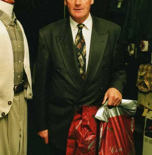 Billy Morgan 1990