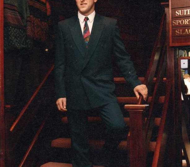 Brian Corcoran 1994