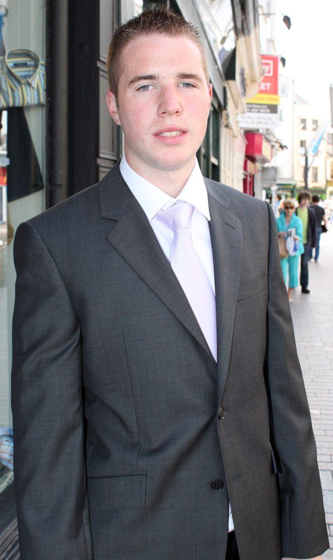 Colm o Neill - - Con Murphys Menswear