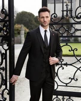 Black Wedding suit €229 - - Con Murphys Menswear