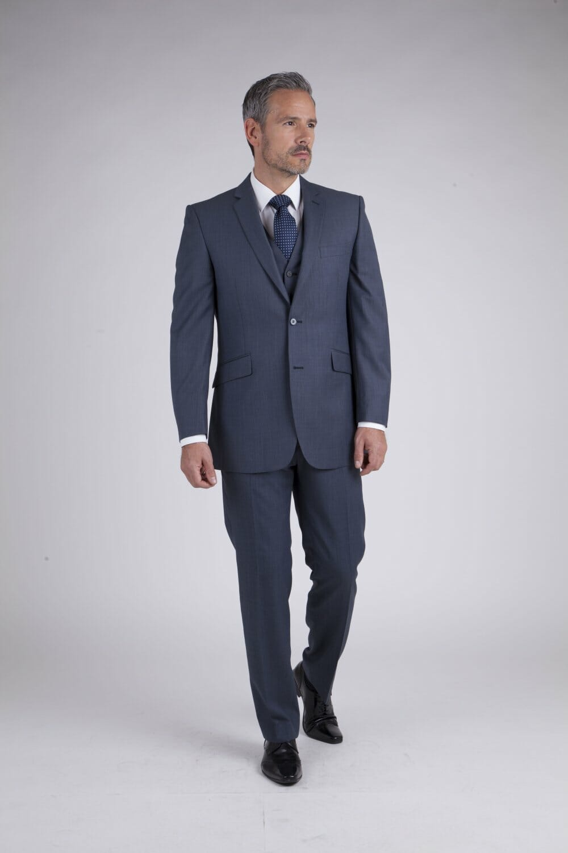 Blue Grey Rental Suit 2 - - Con Murphys Menswear