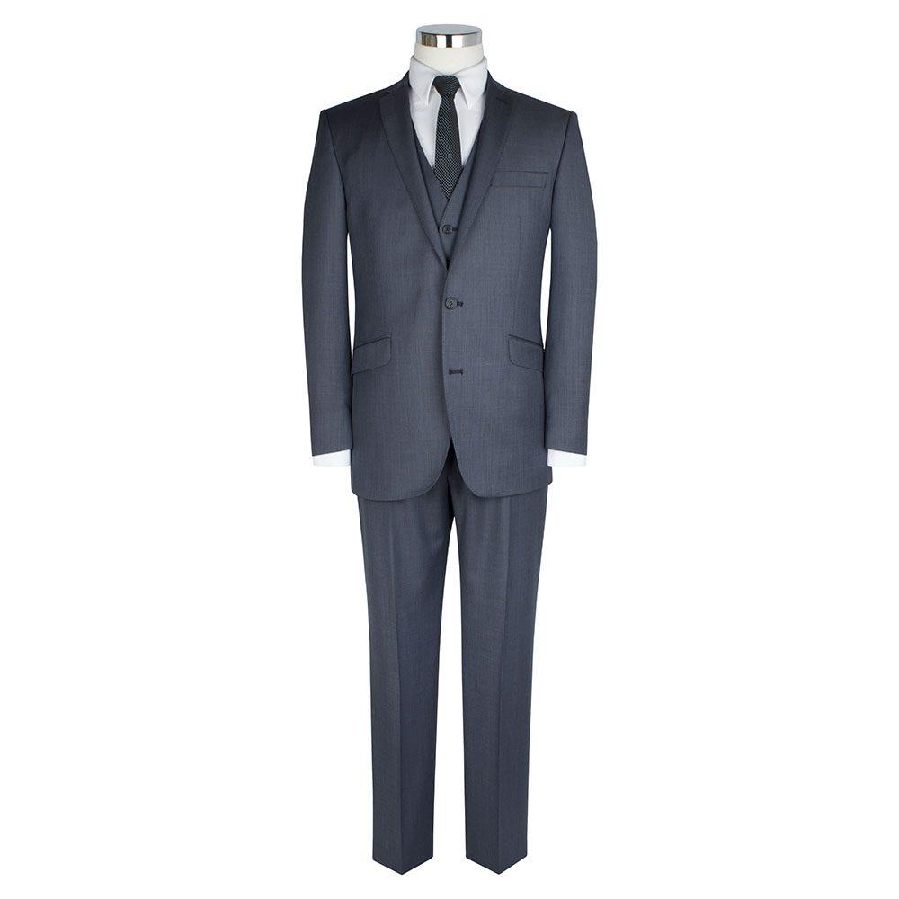 Blue Grey Rental Suit 3 - - Con Murphys Menswear