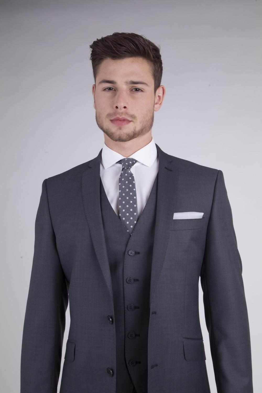 Charcoal Rental Suit 2 scaled - - Con Murphys Menswear