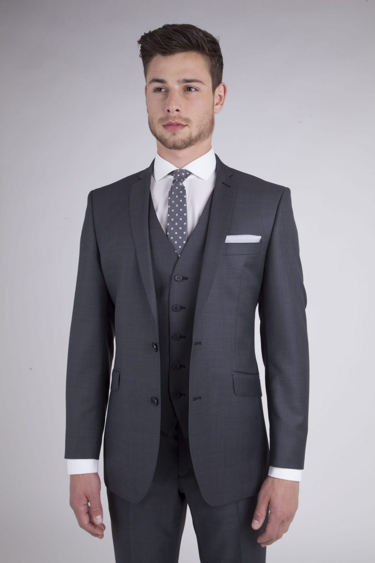 Charcoal Rental Suit scaled - - Con Murphys Menswear