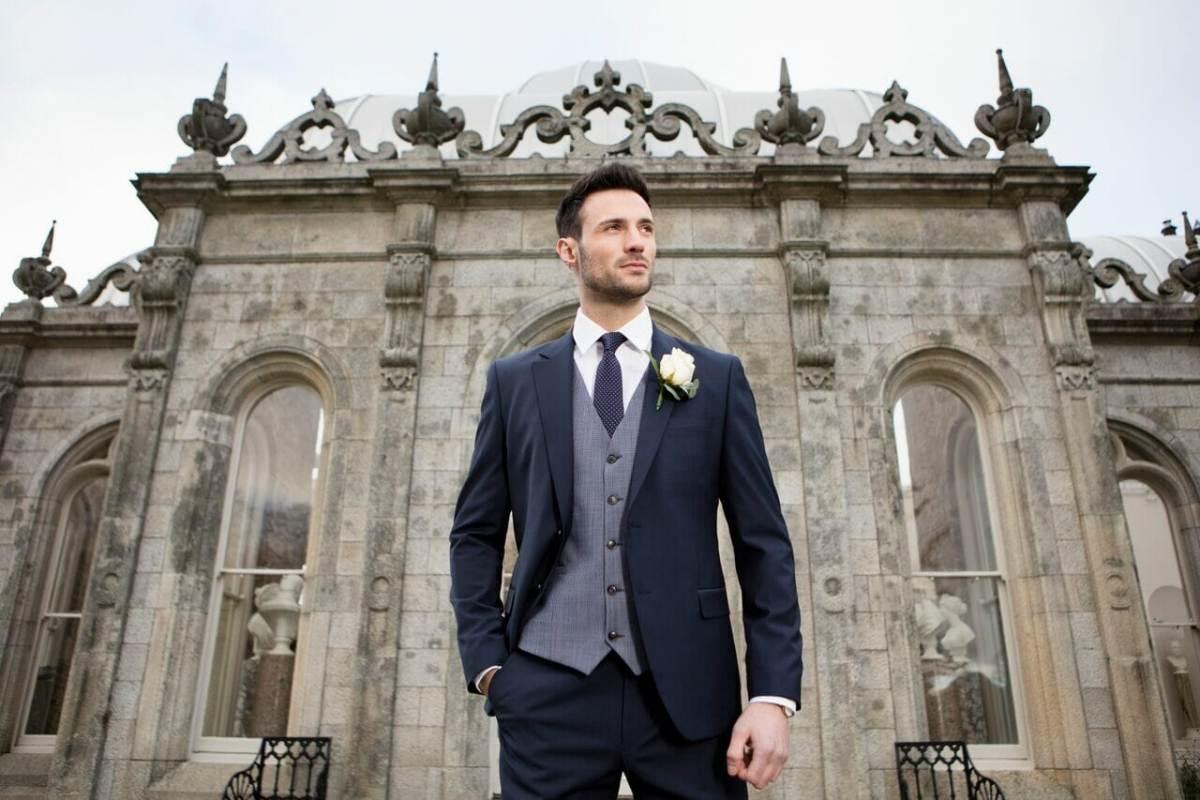 Hogan Wedding Suit €289 - - Con Murphys Menswear