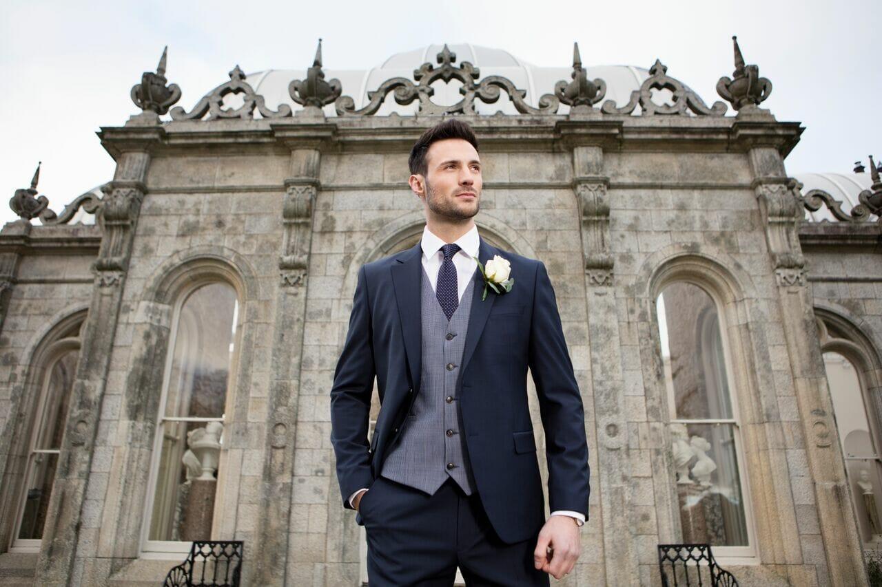 Hogan Wedding Suit €289 - Suits - Con Murphys Menswear