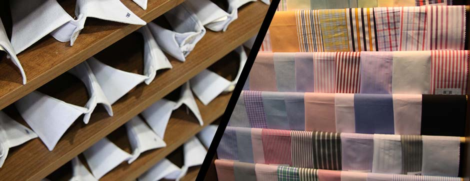 Tailor Made Suits and Shirts Cork