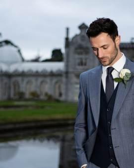 Wedding Suit Purchase