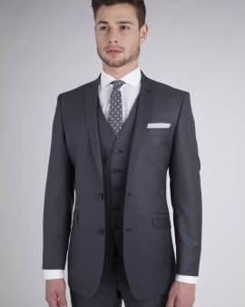 Charcoal Rental Suit - Suit Hire - Con Murphys Menswear