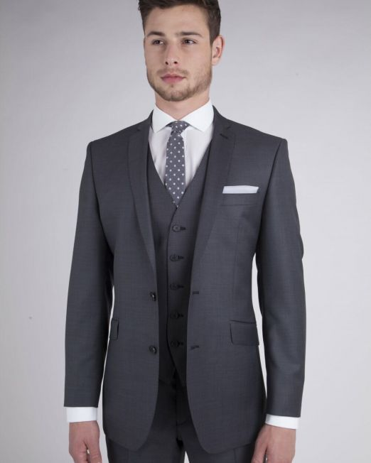 Charcoal Rental Suit