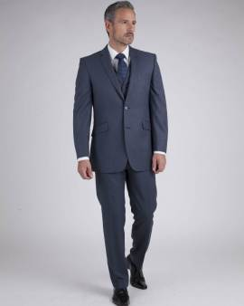 Ink Blue 2 - Suit Hire - Con Murphys Menswear