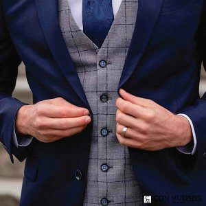 Three Piece Suit Collection Cork