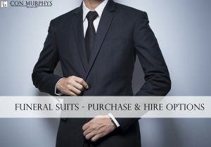 Funeral Suits Cork