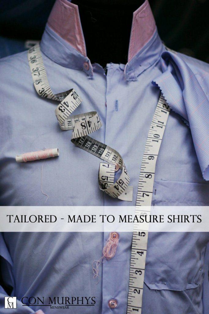 Tailored Shirts Cork