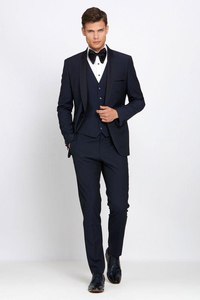 CusackShawl Tux - Suit Hire - Con Murphys Menswear