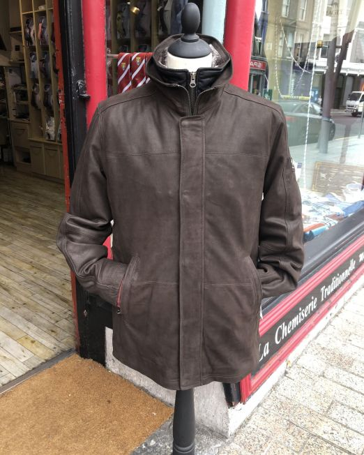 Redpoint Leather Jacket