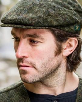 Irish Tweed Caps