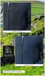 043 Ardara Swatch Card - - Con Murphys Menswear