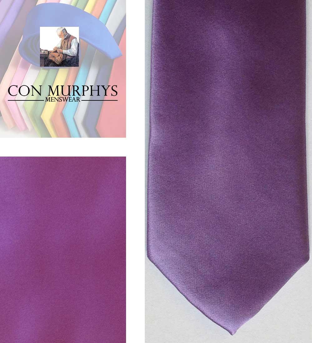 06 lilac mens ties cork ireland con murphys - - Con Murphys Menswear