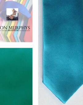 07 teal mens ties cork ireland con murphys - - Con Murphys Menswear