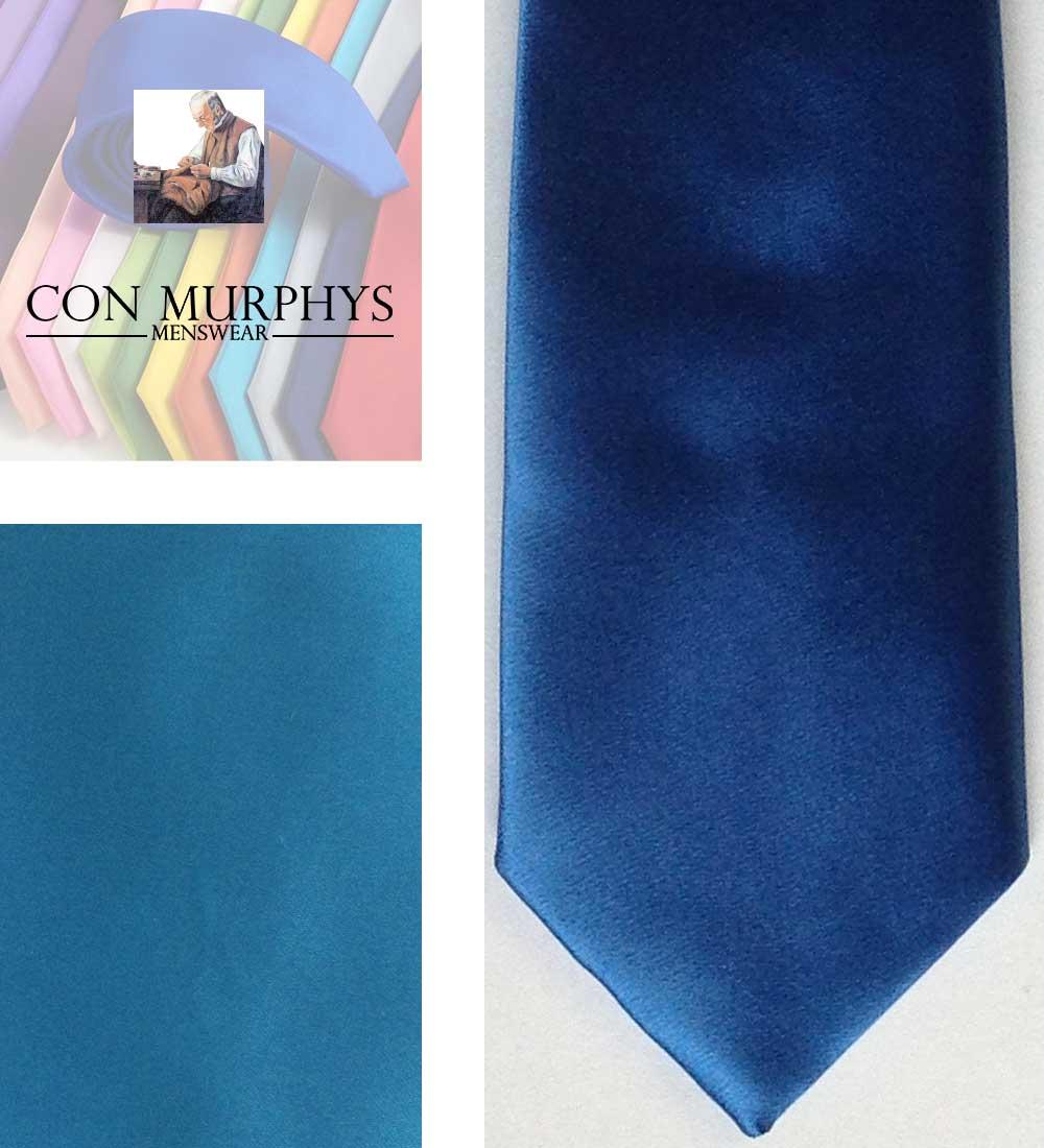 12 Lt blue mens ties cork ireland con murphys - - Con Murphys Menswear