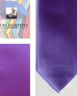 21 dark lilac mens ties cork ireland con murphys - - Con Murphys Menswear