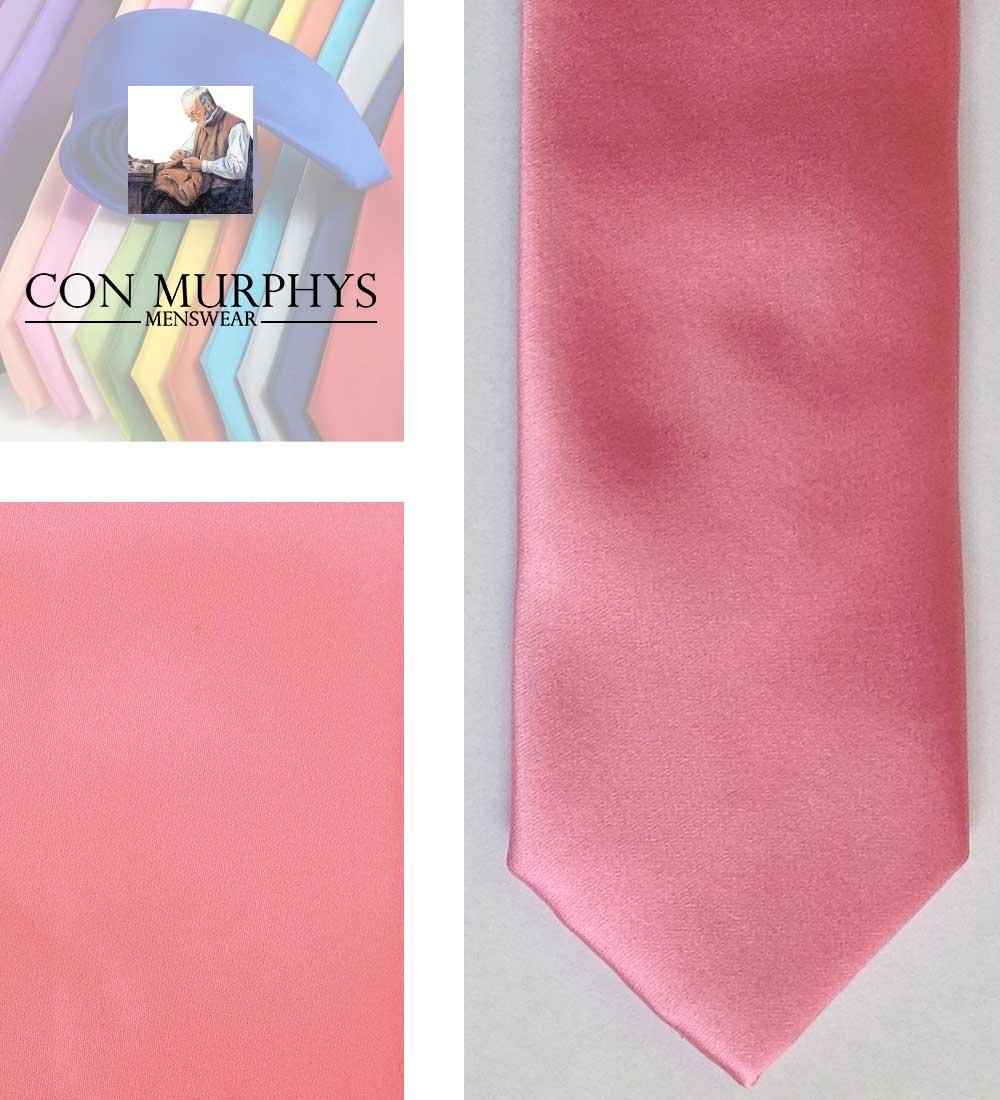 26 mens dark pink mens ties cork ireland con murphys - - Con Murphys Menswear