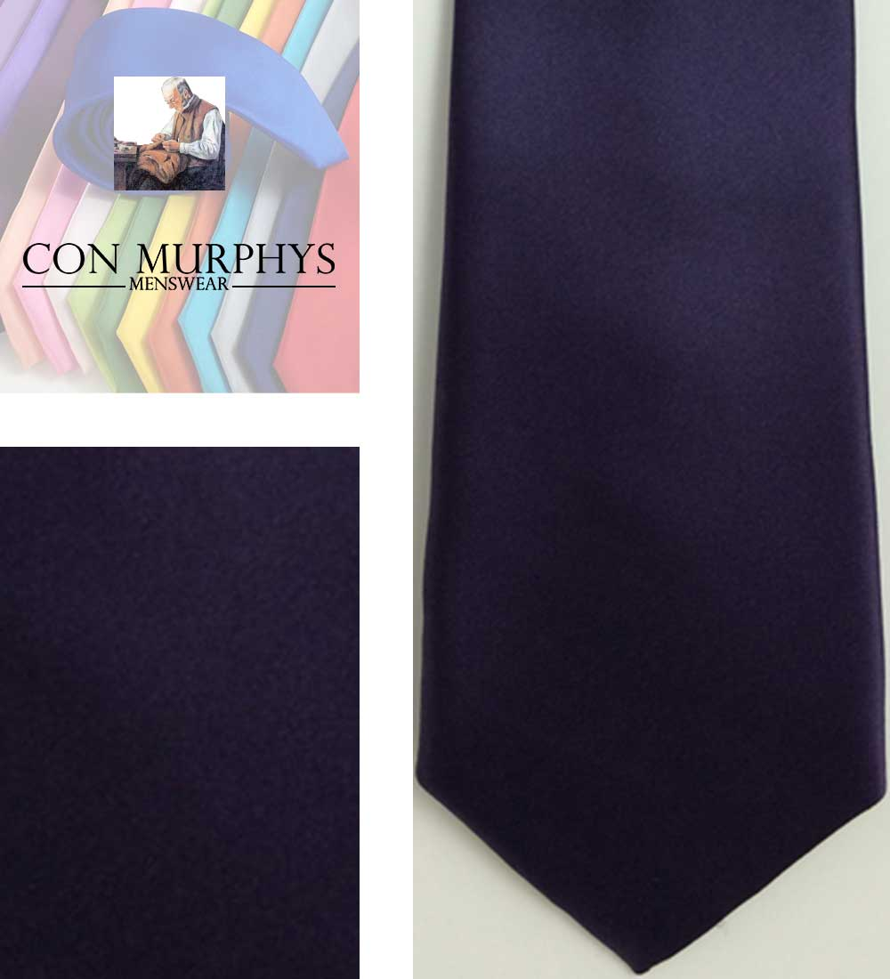 37 Black Grape mens ties cork ireland con murphys - - Con Murphys Menswear