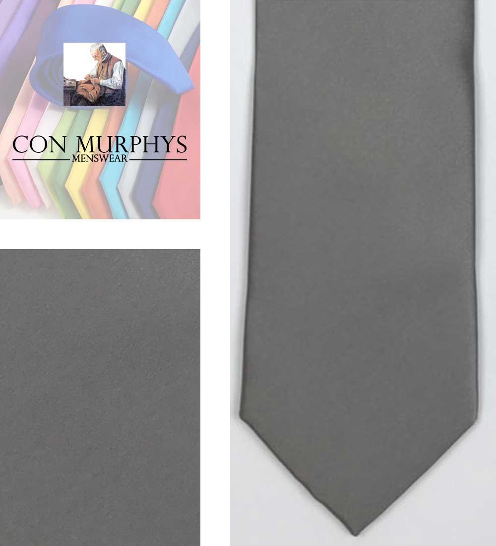 44 Oyster TIE mens ties cork ireland con murphys - - Con Murphys Menswear