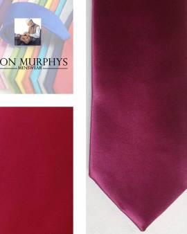 5 cerise mens ties cork ireland con murphys - - Con Murphys Menswear