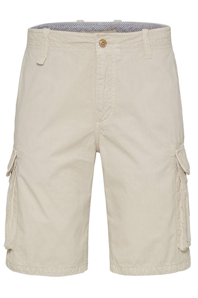 76401 30 Sand Bugatti Shorts - - Con Murphys Menswear