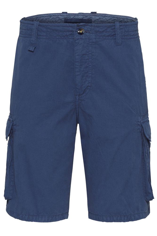 76401 375 Blue Bermuda Shorts - - Con Murphys Menswear