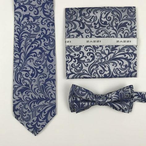 B1998 13 Dark Blue Silver. - - Con Murphys Menswear