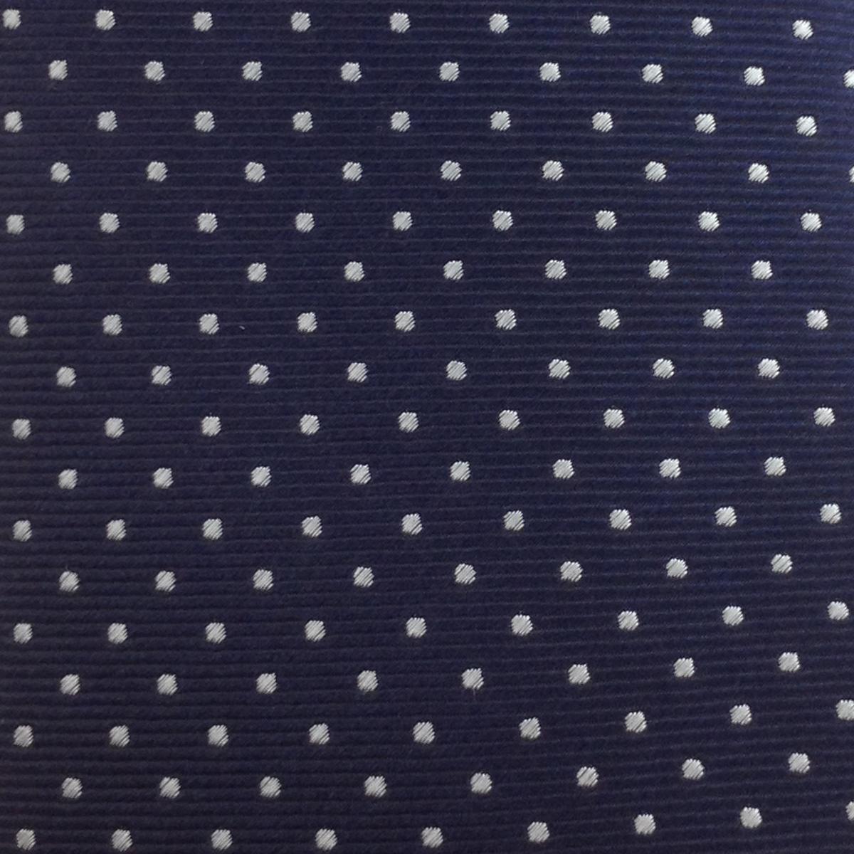 N657 Spots Navy White - - Con Murphys Menswear