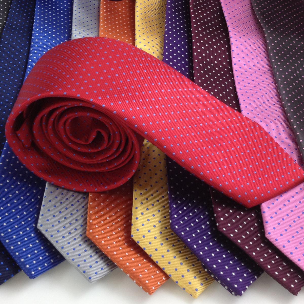 N657 Spots Tie Group - - Con Murphys Menswear