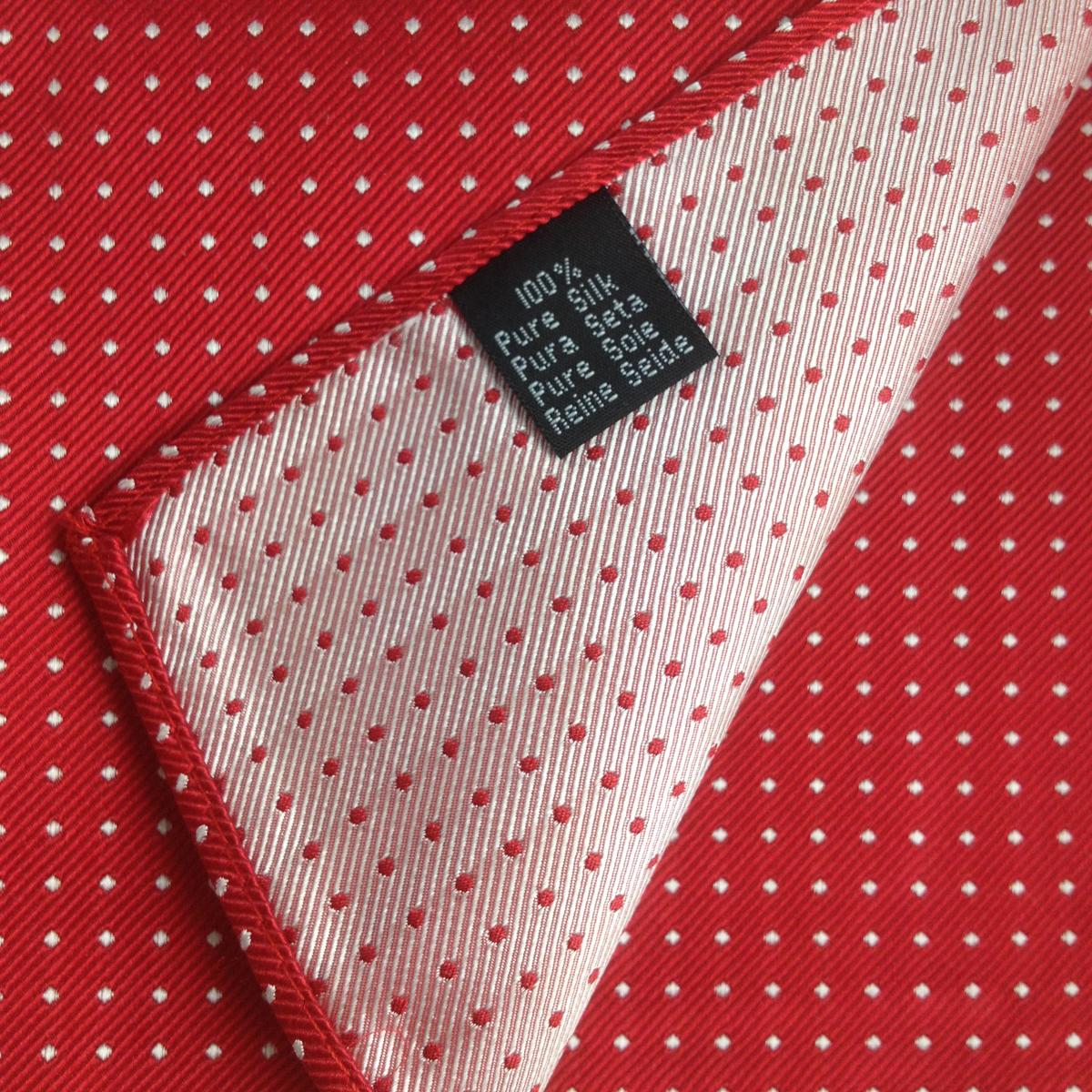 N657 spots PS red - - Con Murphys Menswear