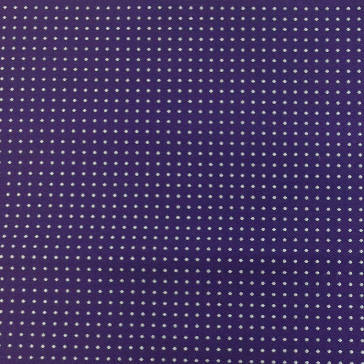 N657 spots PURPLE - - Con Murphys Menswear