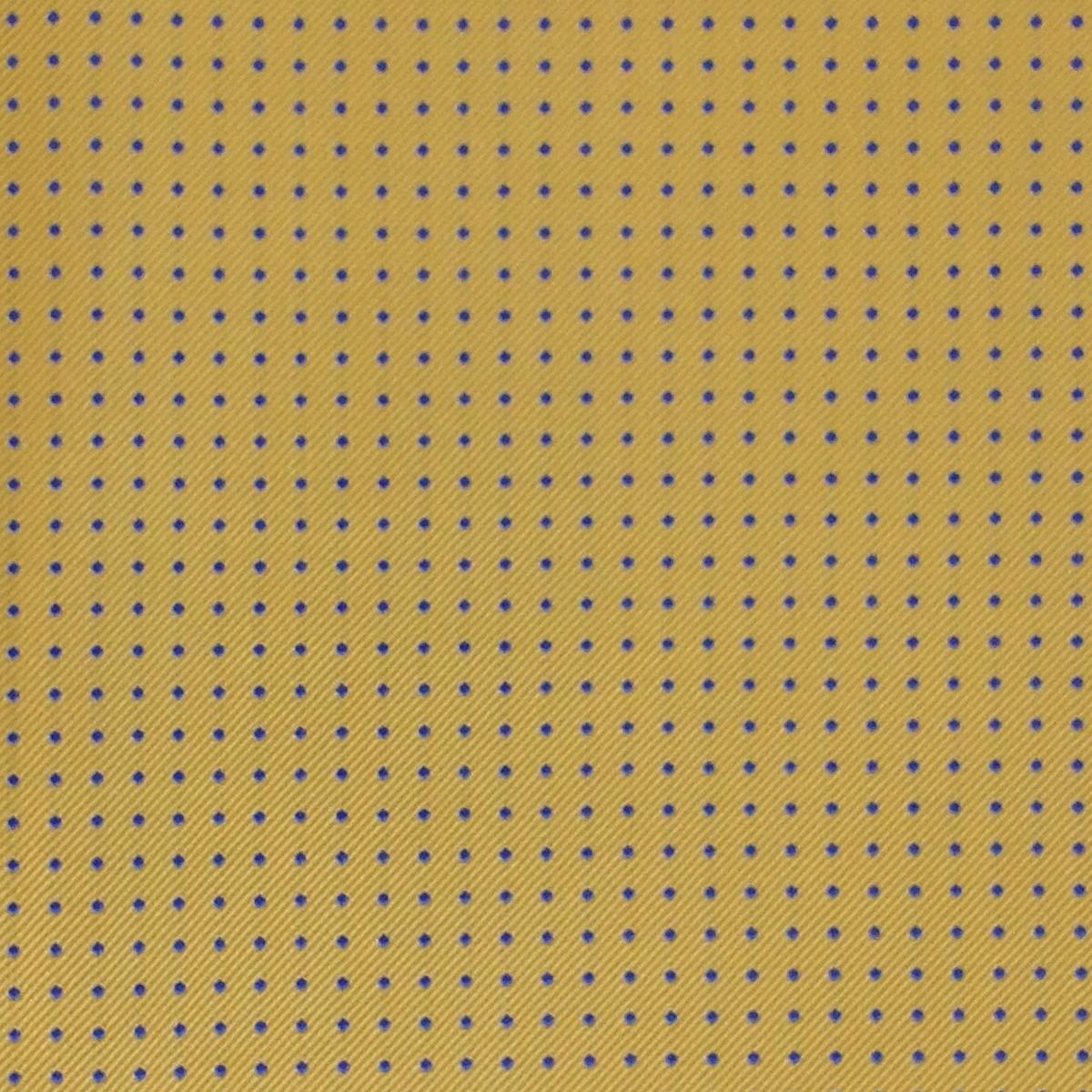 N657 spots YELLOW - - Con Murphys Menswear