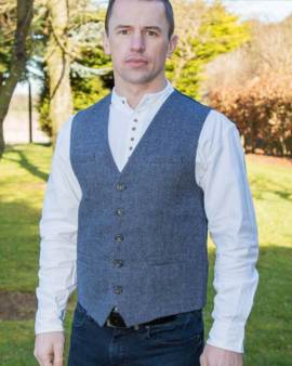 Irish Tweed Waistcoats