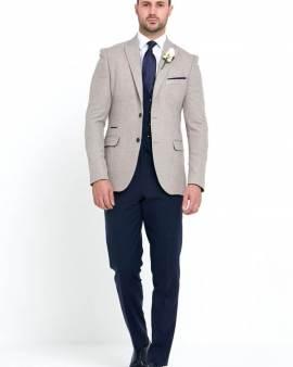 Benetti Simon Jacket Beige 89017 - - Con Murphys Menswear