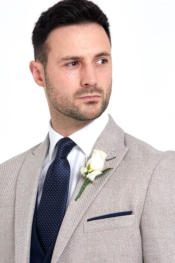 Benetti Simon Jacket Beige 89137 - - Con Murphys Menswear