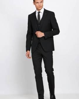 James Blk Suit 01 - - Con Murphys Menswear