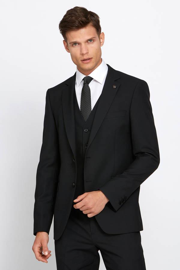 James Blk Suit 03 - - Con Murphys Menswear