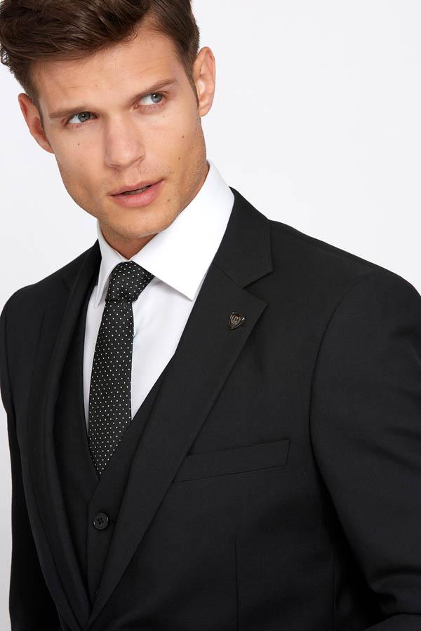 James Blk Suit 04 - - Con Murphys Menswear