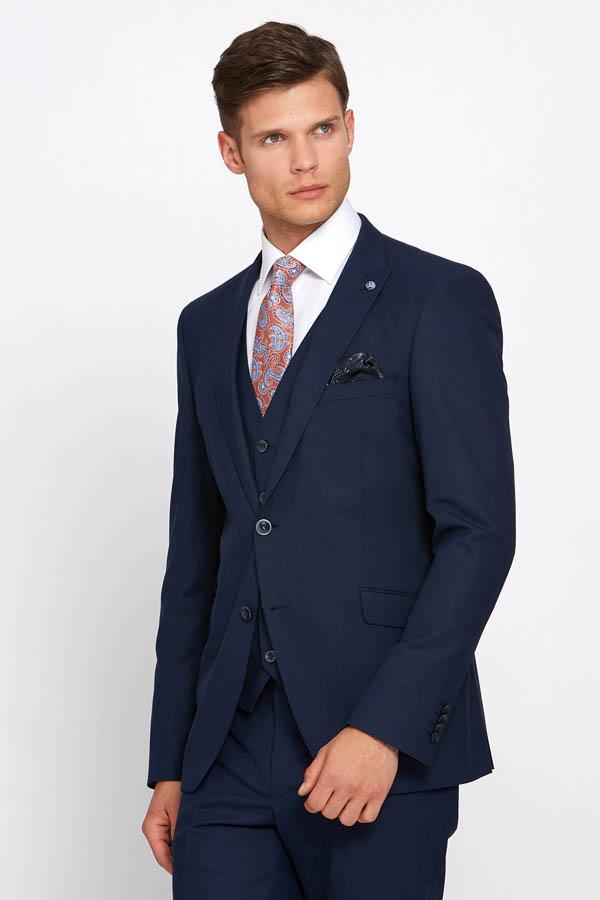 Johnny Navy Suit 03 - - Con Murphys Menswear